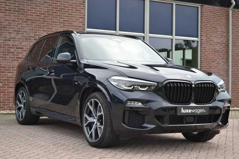 BMW X5 xDrive30d 265pk M-Sport Pano Luchtv Trekh DA+ PA+ Standk afbeelding 5