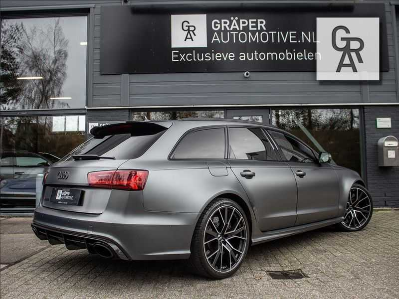 Audi RS6 Avant 4.0 TFSI RS6 PERFORMANCE | KERAMISCH | CARBON | EXCLUSIVE | MILLTEK afbeelding 8