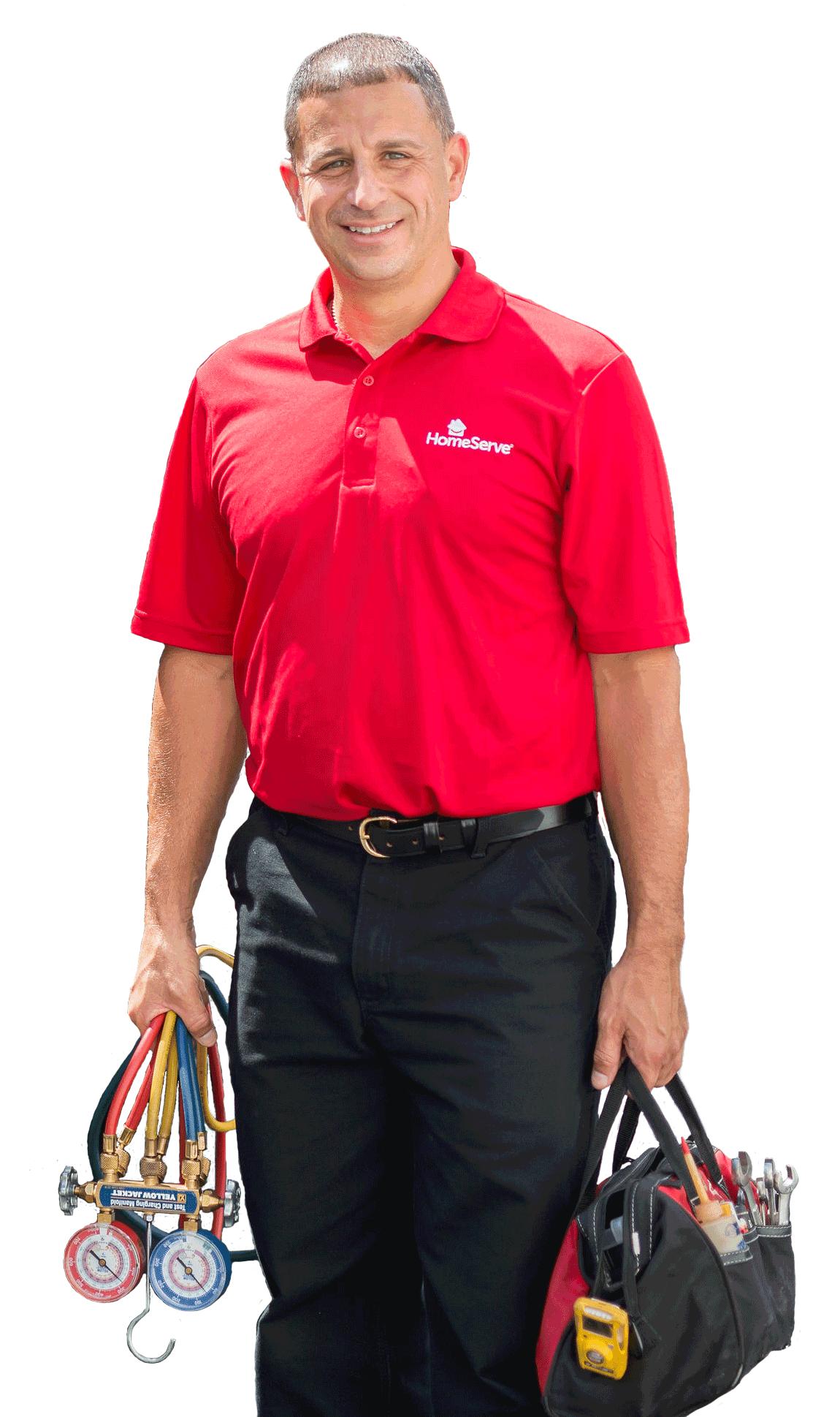 Patrick Sassone, Master HVAC Technician