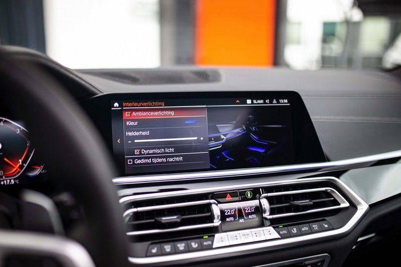 BMW X5 xDrive30d High Executive *M Pakket / Laser / Pano / HUD / Keyless / Trekhaak* afbeelding 16
