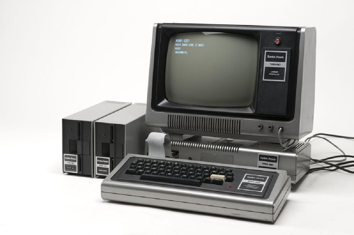 The TRS‑80 Model I