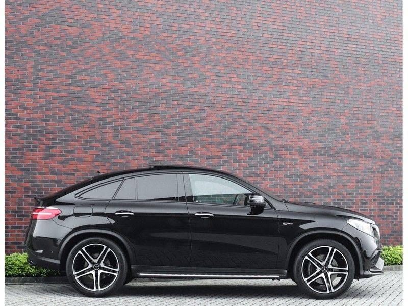 Mercedes-Benz GLE Coupé 43 AMG 4-Matic B&O*TV*Leder*Standkachel*Airmatic*VOL!* afbeelding 17