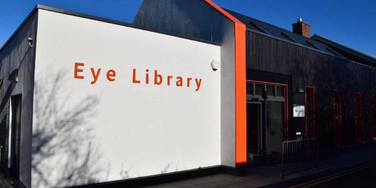 Eye Library