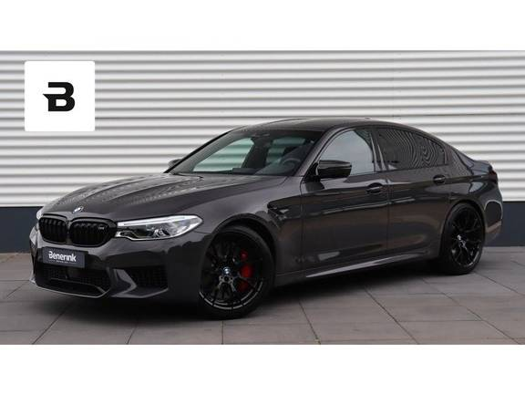 BMW 5 Serie M5 Competition Individual, Akrapovic uitlaat, B&W Sound, Carbon