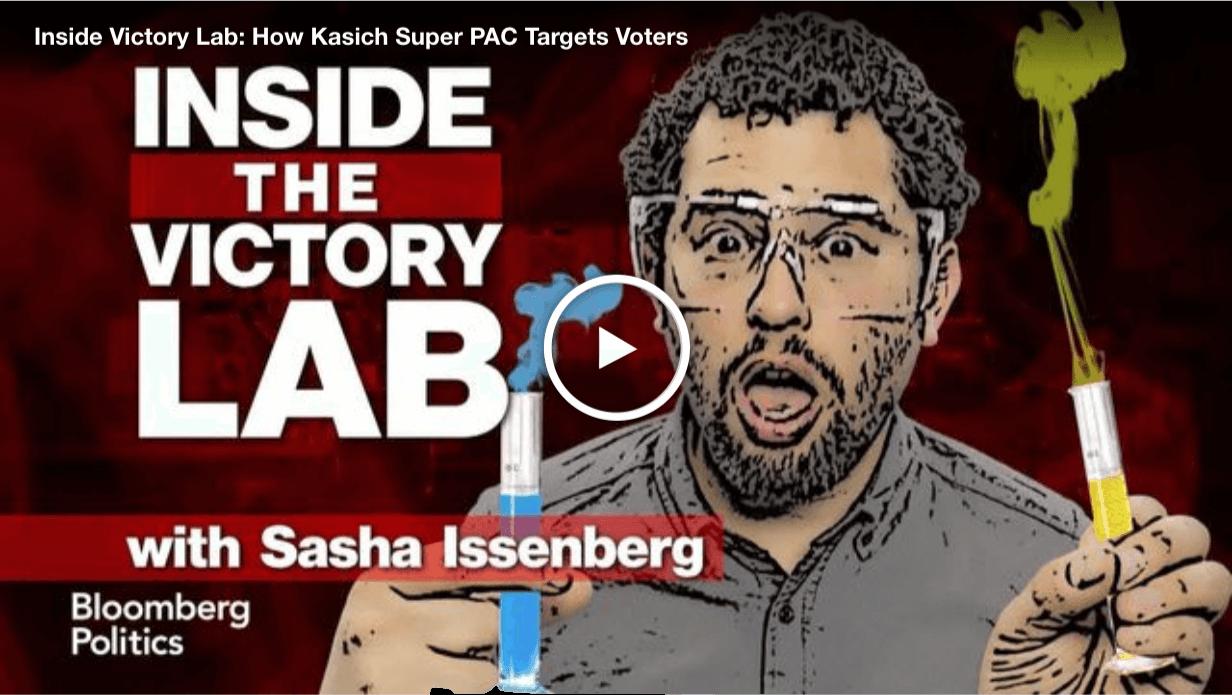 Applecart on Victory Lab Explaining Voter Targeting