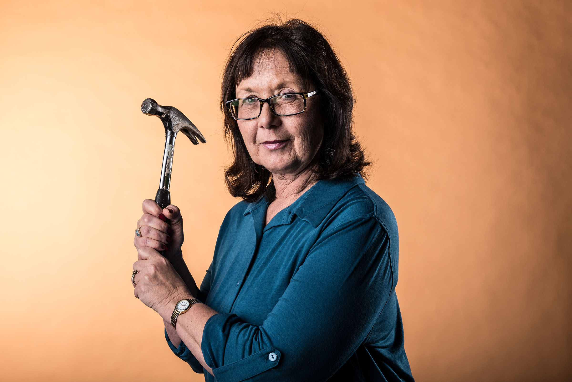 Portrait of Cindy Struensee