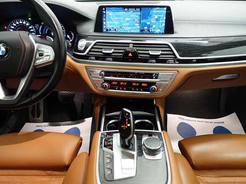 BMW 7 Serie 740e iPerformance Individual M-Sport 326pk Aut8- Full options! afbeelding 14