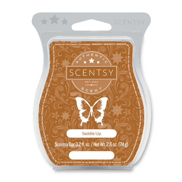 Saddle Up Scentsy Bar