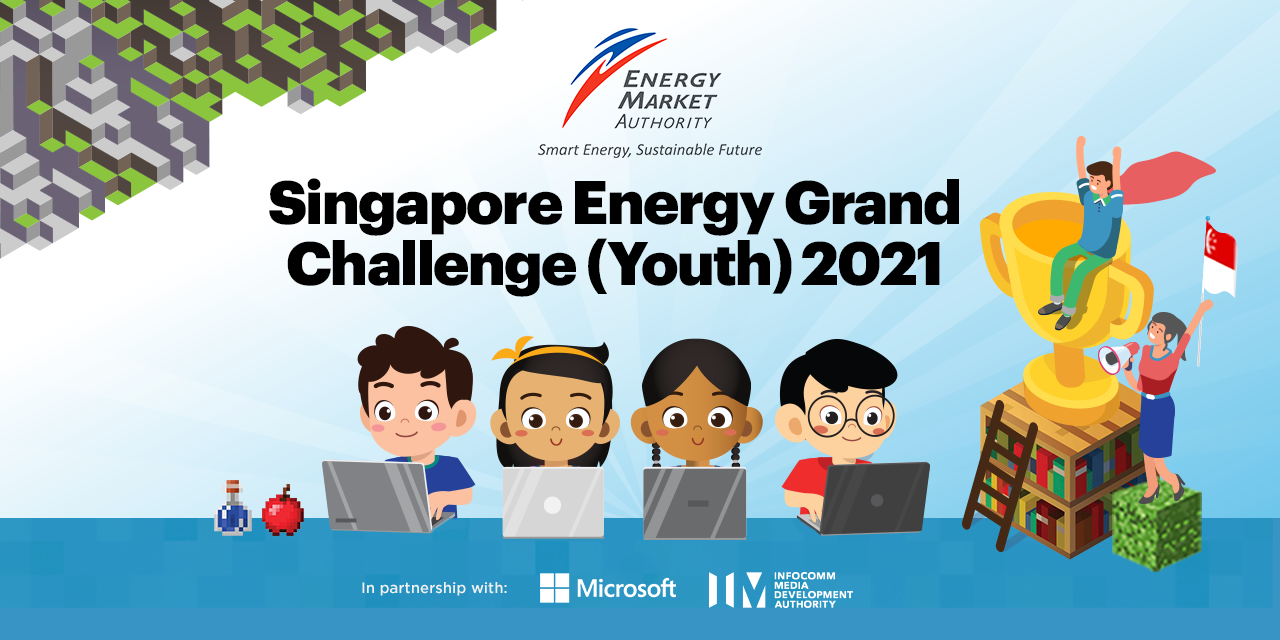Singapore Energy Grand Challenge (Youth) 2021
