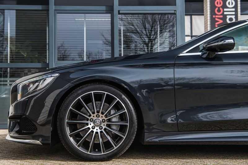 Mercedes-Benz S-Klasse Cabrio 500 , 456 PK, AMG/In/Exterieur, Swarovski, Head/Up, Airscarf, 29DKM, NIEUW!! afbeelding 3