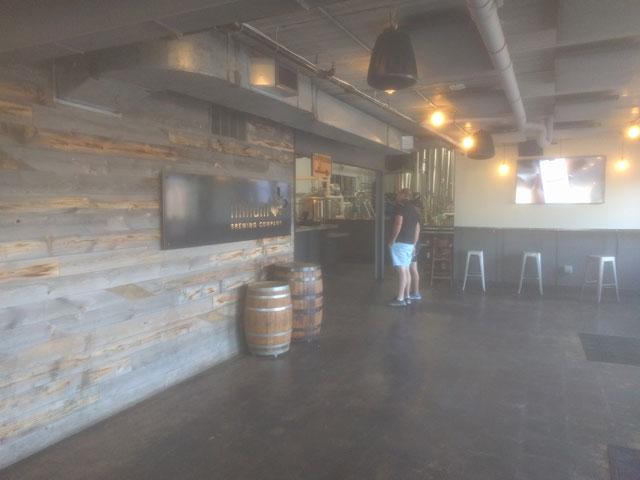 Trillium Brewing Company in Canton, MA