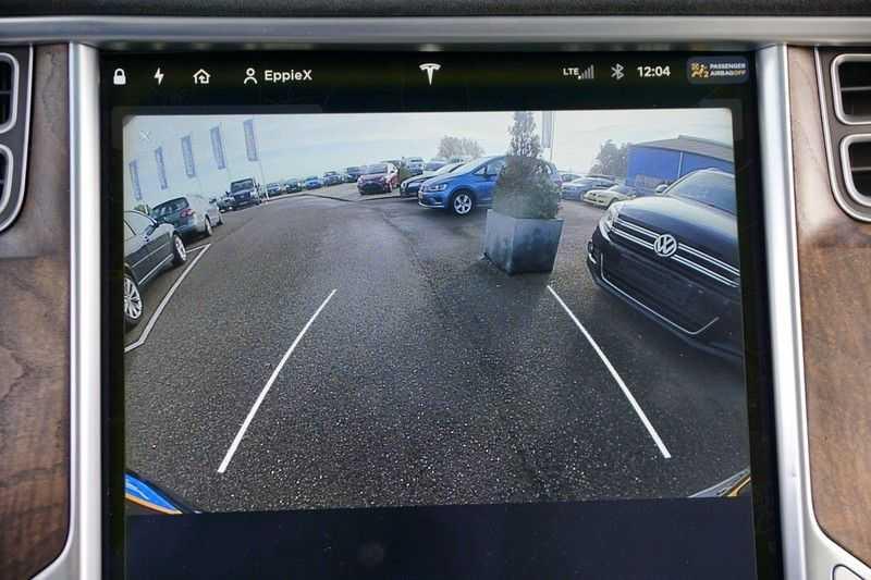 Tesla Model X 90D Base 6p. 6-Persoons / Panoramadak / Camera / Luchtvering / 112dkm NAP / NL-Auto afbeelding 25