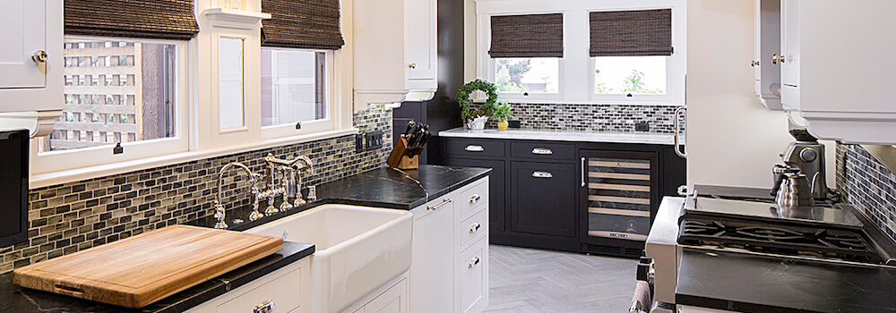 Cabinets, Fixtures, & More image