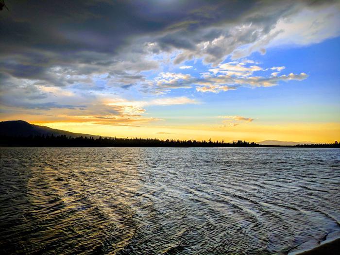 Pretty Water Views
