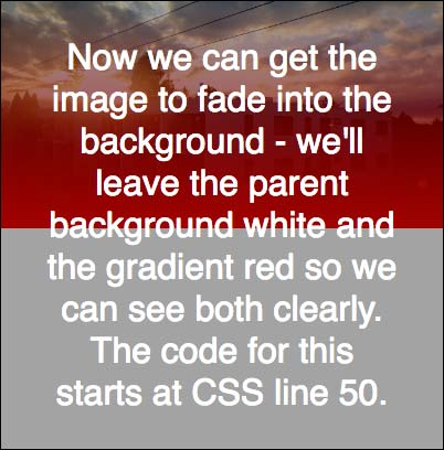 Fade To Black - Responsive CSS Gradients | ThinkShout
