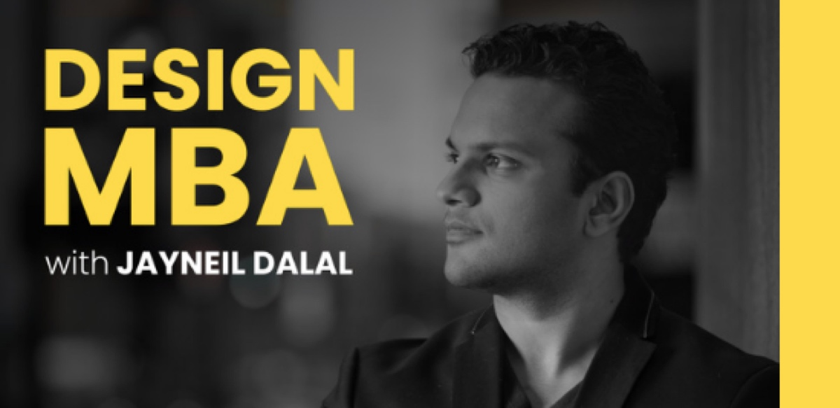 Design MBA podcast cover. Image credit: Design MBA