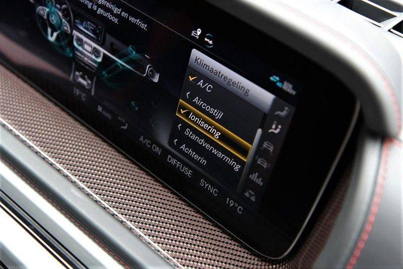 Mercedes-Benz G-Klasse 63 AMG Edition 1 BURMESTER+STANDKACHEL+360GRADEN afbeelding 25