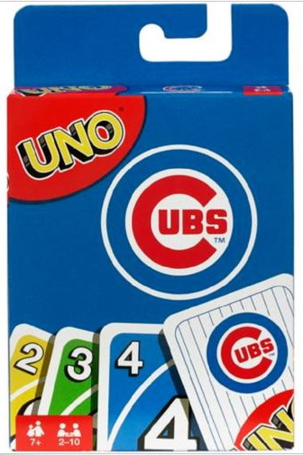 Chicago Cubs Uno (2017)