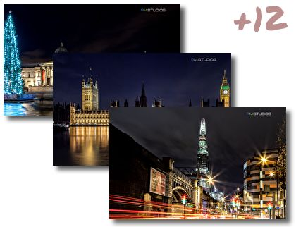 London Night theme pack