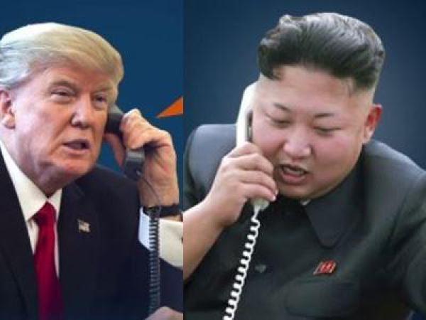 """지난주말 """"트럼프-김정은 핫라인 가동되지 않았다"""""""