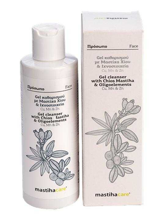 Facial Cleansing Gel with mastic - 200ml