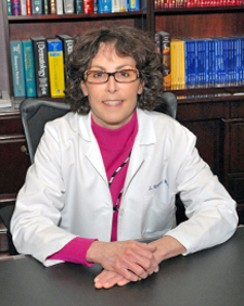 About Joann Somers M.D.