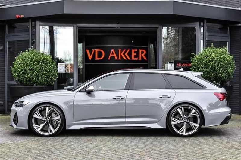 Audi RS6 DYNAMIC PLUS+CARBON+B&0 ADV.+ALC.HEMEL NP.254K afbeelding 8