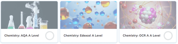 Chemistry A Level Revision Courses