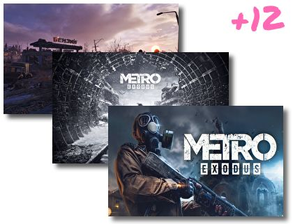 Metro Exodus theme pack