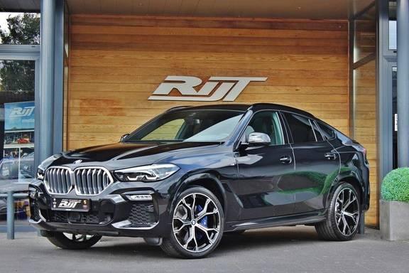 BMW X6 xDrive40i M Sport 334pk **ACC/Trekhaak/Pano.dak/DAB/Memory**