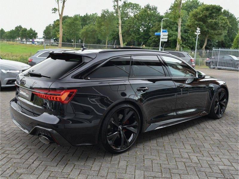 Audi RS6 4.0TFSI 600pk Quattro Keramiek Carbon B&O High-End Softcl Nachtz TV Laser Standk VOL!! afbeelding 4