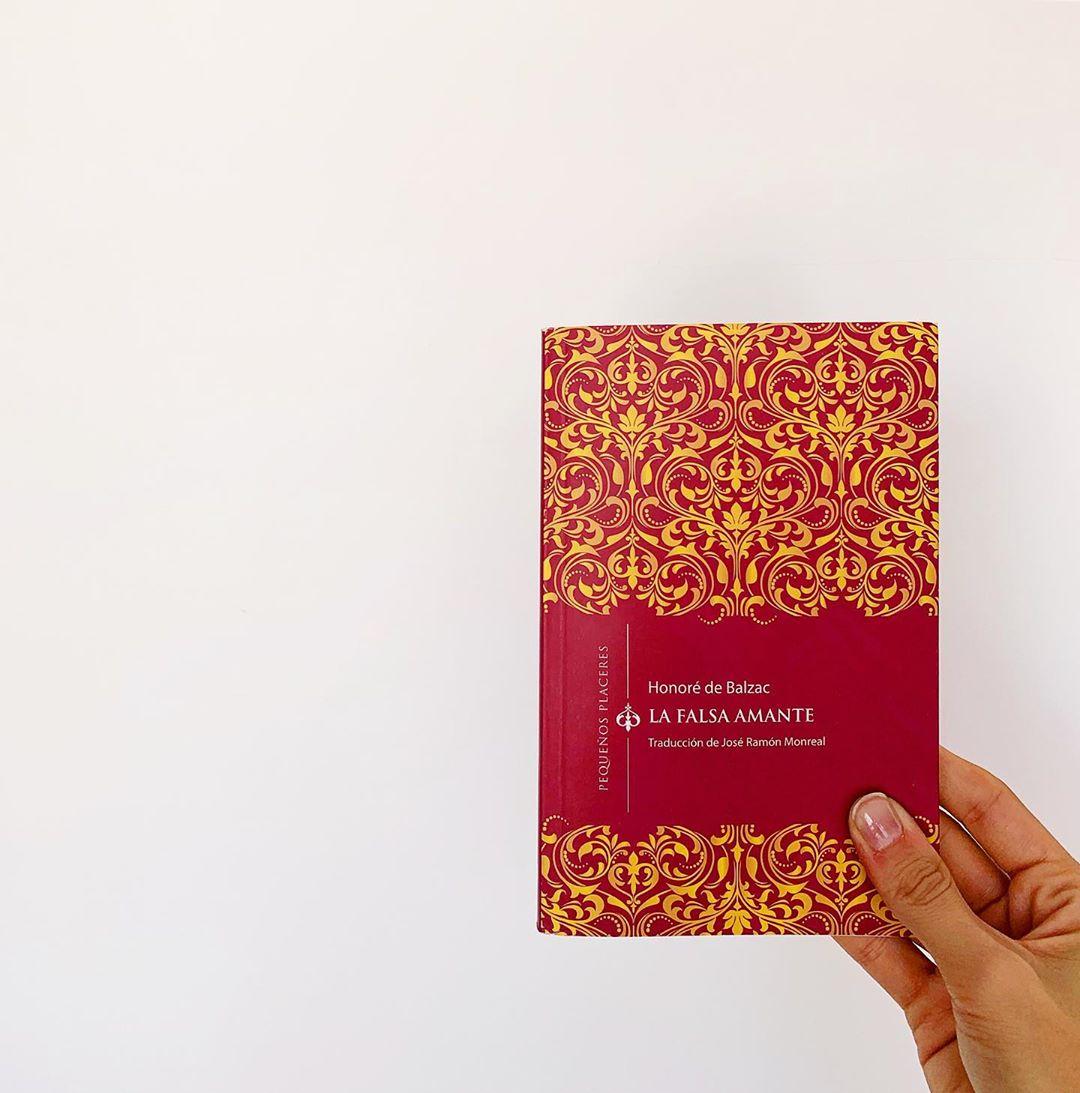 "Imagen de Reseña de ""La Falsa Amante"", de Honoré de Balzac"