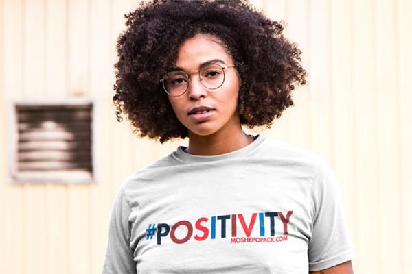 #positivity store