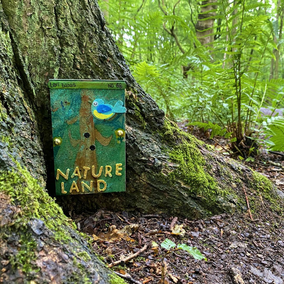 Breary Marsh nature trail