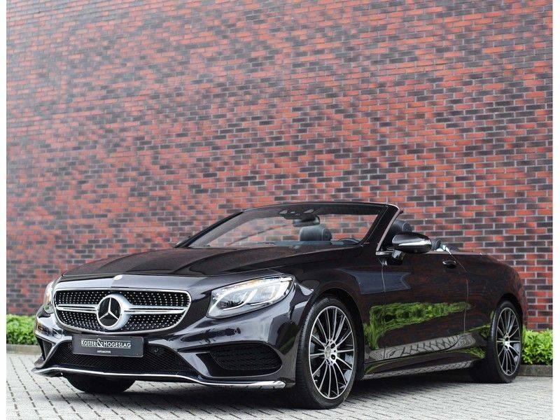 Mercedes-Benz S-Klasse Cabrio 500 *Designo*AMG*Airscarf*Full option* afbeelding 13
