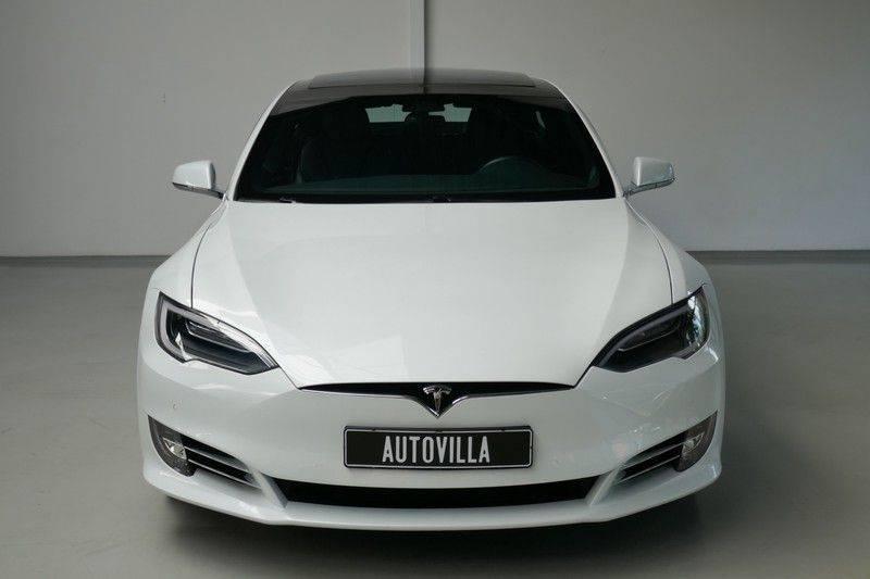 Tesla Model S 75D 4% PANODAK - ex.BTW afbeelding 2