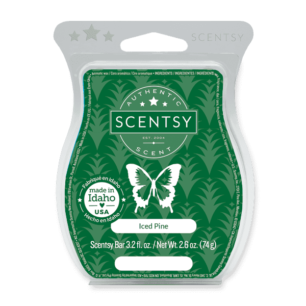 Picture of Iced Pine Scentsy Bar