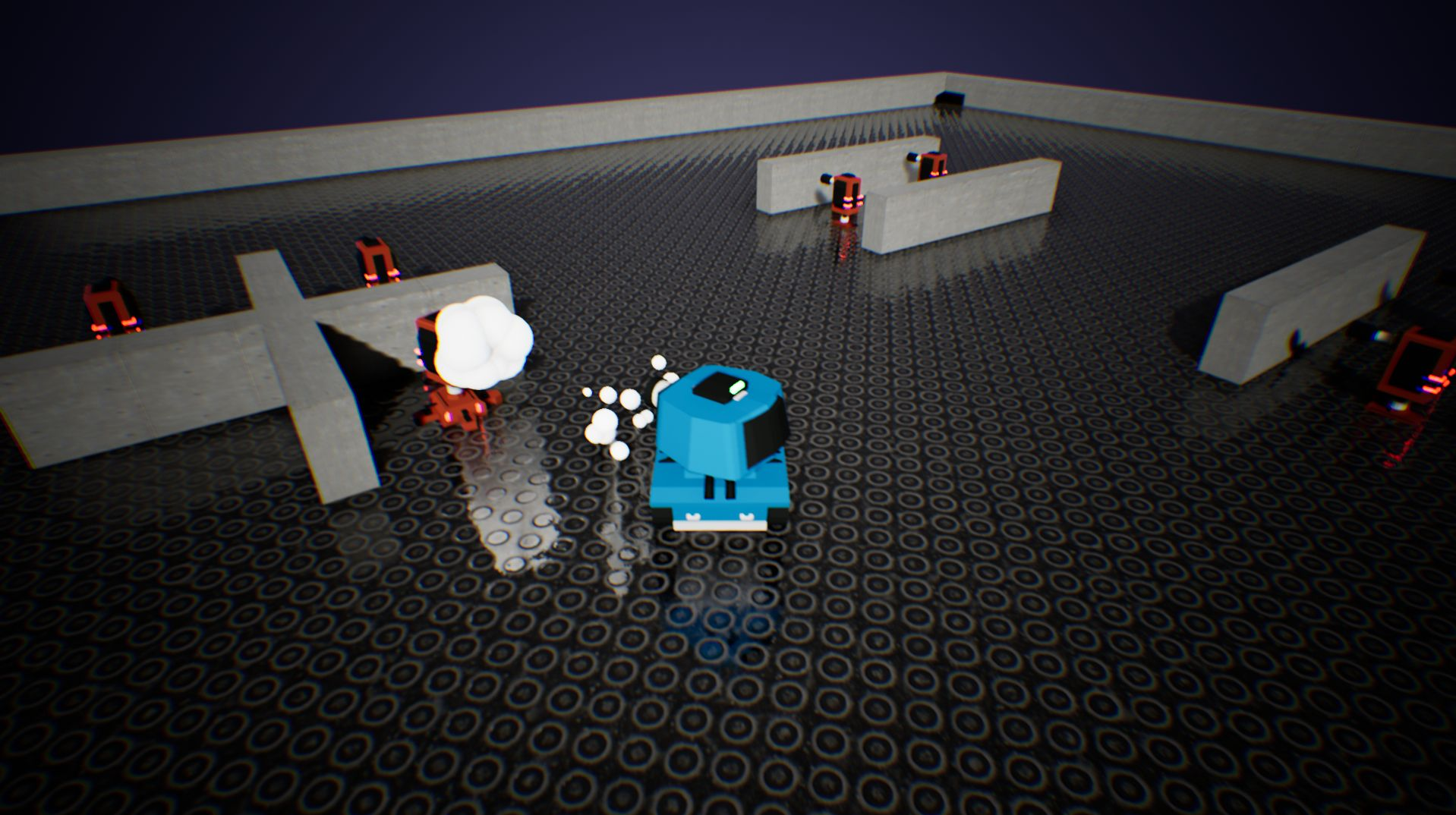 Unreal Engine Game Dev Course