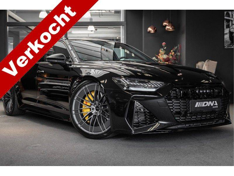 Audi RS6 ABT RS Dynamic Plus Keramisch B&O Stoelventilatie afbeelding 1