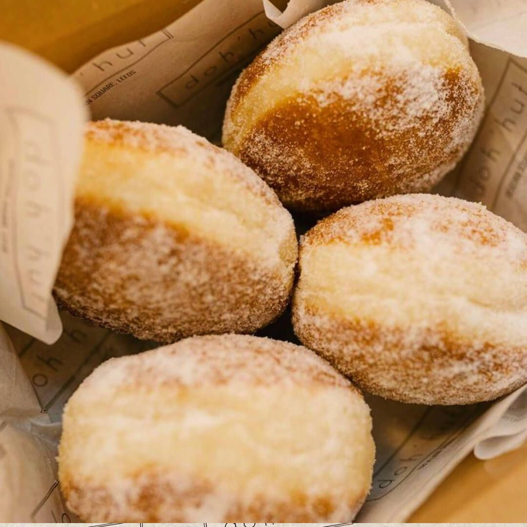 Doh'hut donut box