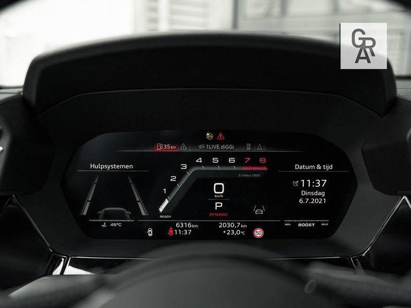 Audi S3 Sportback   Nieuw Model   B&O   Pano dak   Supersport stoelen 2.0 TFSI S3 quattro Pro Line Plus afbeelding 16