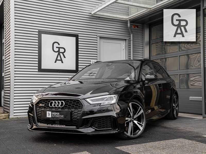 Audi RS3 Sportback - Keramisch - Panoramisch dak- B&O 2.5 TFSI RS3 quattro