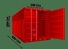TrawlFeet - Fantainer Container \<