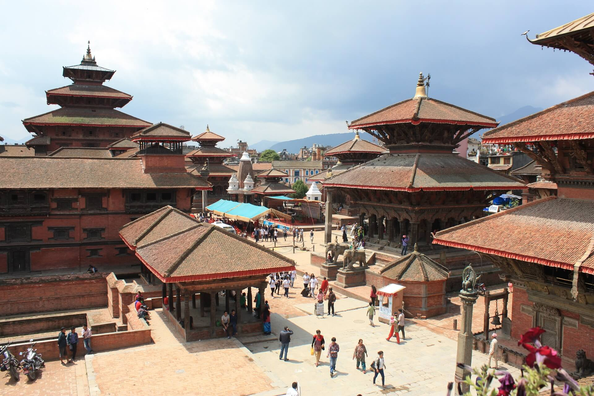 Kathmandu Durbar Squares (Palaces)