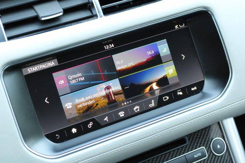 "Land Rover Range Rover Sport 5.0 V8 SVR Pano, 23"", Schaalstoelen, Carbon, afbeelding 15"