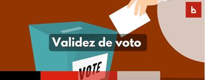 Validez de voto en junta de propietarios
