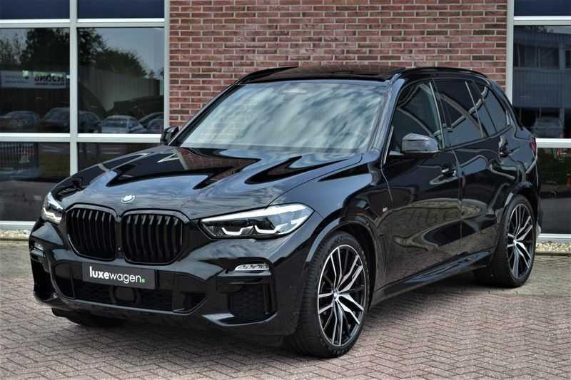 "BMW X5 M50d 400pk Skylounge Luchtv DA+ PA+ Trekh NL-auto 22"" Comfortzetels afbeelding 17"