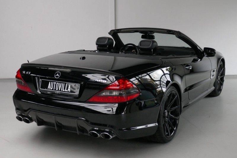 Mercedes-Benz SL-Klasse 63 AMG Performance Package - Carbon afbeelding 10