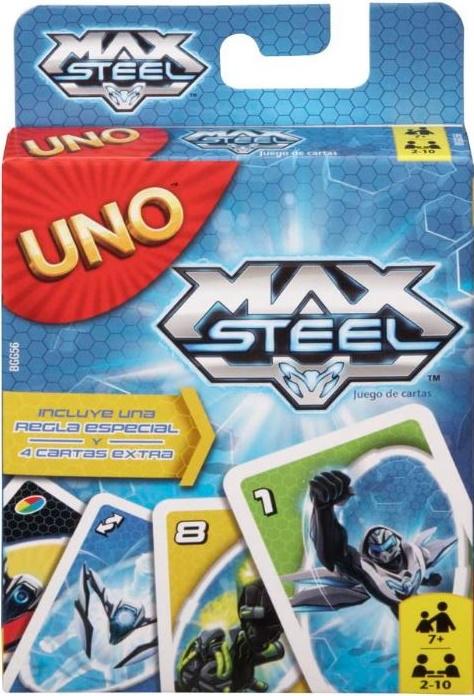 Max Steel Uno