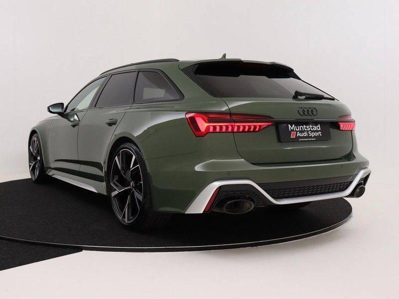 Audi A6 Avant RS 6 TFSI 600 pk quattro | 25 jaar RS Package | Dynamic + pakket | Keramische Remschijven | Audi Exclusive Lak | Carbon | Pano.dak | Assistentie pakket Tour & City | 360 Camera | afbeelding 8